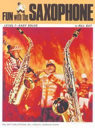 Fun with the Saxophone sheet music