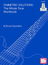 Symmetric Solutions: The Whole Tone Workbook Book/CD Set sheet music