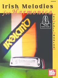 Irish Melodies for Harmonica sheet music