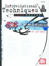Improvisational Techniques for Jazz Guitar sheet music