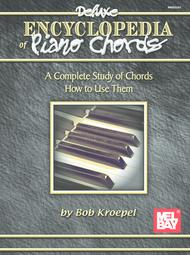 Deluxe Encyclopedia of Piano Chords sheet music