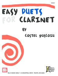 Easy Duets for Clarinet sheet music
