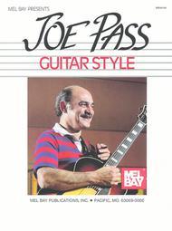 Joe Pass Guitar Style sheet music