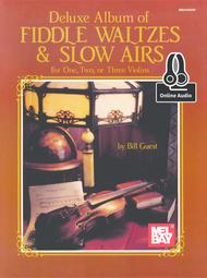 Deluxe Album of Fiddle Waltzes & Slow Airs sheet music