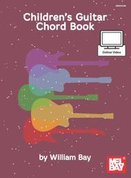 Children's Guitar Chord Book sheet music