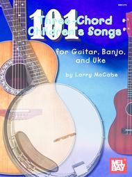 101 Three-Chord Children's Songs for Guitar, Banjo and Uke sheet music