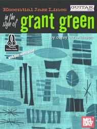 Essential Jazz Lines: In the Style of Grant Green sheet music