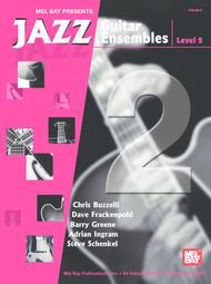 Jazz Guitar Ensembles Level 2 sheet music
