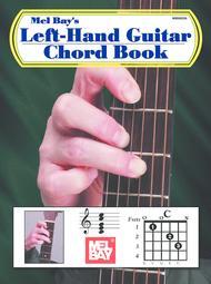 Left-Hand Guitar Chord Book sheet music