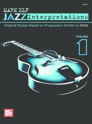 Mark Elf Jazz Interpretations Volume 1 sheet music