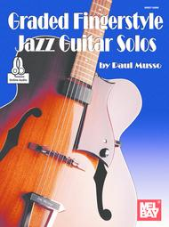 Graded Fingerstyle Jazz Guitar Solos sheet music