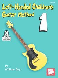 Left-Handed Children's Guitar Method sheet music