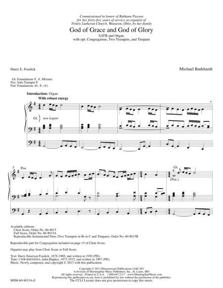 by the grace of god sheet music pdf