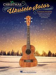 Christmas Ukulele Solos sheet music