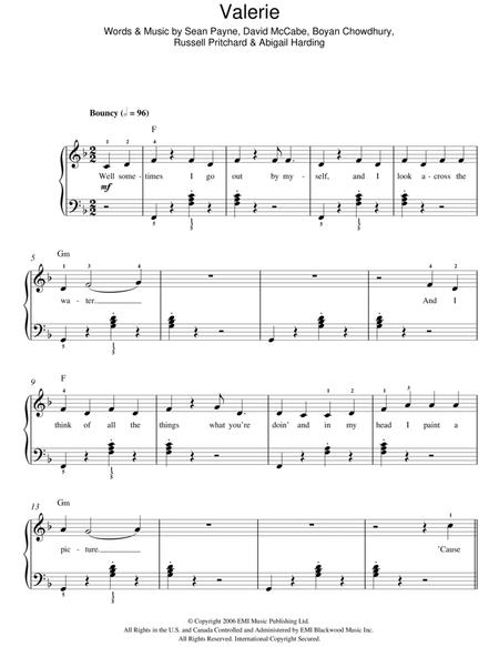 The Zutons Sheet Music To Download And Print World Center Of