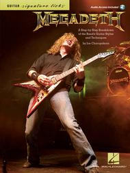 Megadeth - Signature Licks