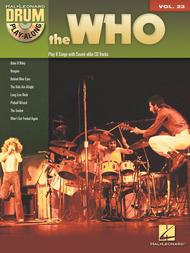 The Who (Drum Play-Along Volume 23)