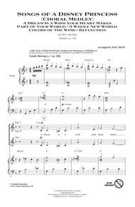 Songs of a Disney Princess (Choral Medley)