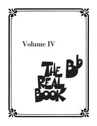 The Real Book - Volume IV sheet music