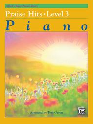 Alfred's Basic Piano Library Praise Hits, Book 3