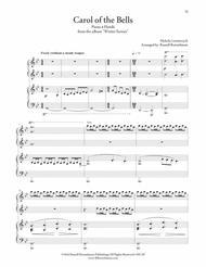 Carol of the Bells (A Concert Piece) sheet music