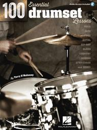 Terry O'Mahoney  Sheet Music 100 Essential Drumset Lessons Song Lyrics Guitar Tabs Piano Music Notes Songbook