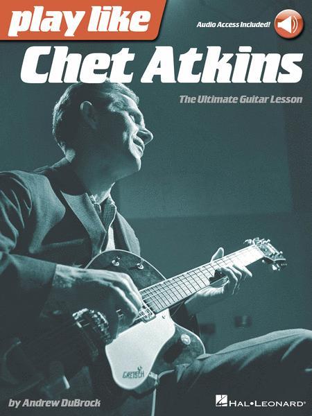 buy chet atkins sheet music atkins chet music scores. Black Bedroom Furniture Sets. Home Design Ideas