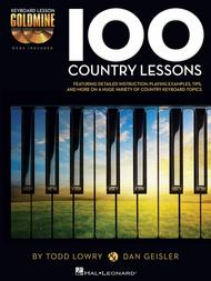 Dan Geisler  Sheet Music 100 Country Lessons Song Lyrics Guitar Tabs Piano Music Notes Songbook