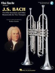 J.S. Bach: Two Part Inventions For Two Trumpets