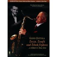 Bossa, Bonfa and Black Orpheus for Tenor Saxophone