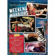 Weekend Warriors - Set List 1 (Drums)