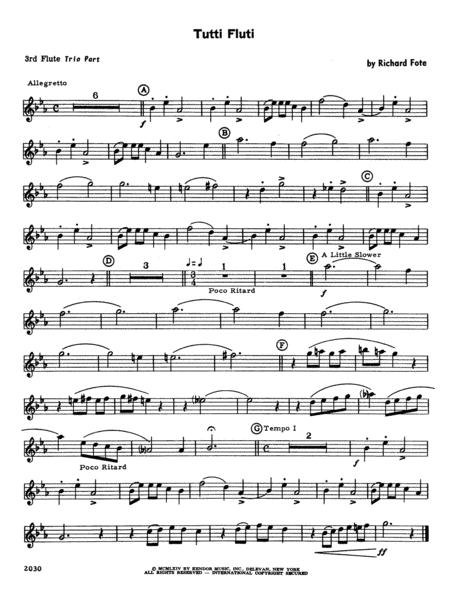 Download Digital Sheet Music For Pennywhistle