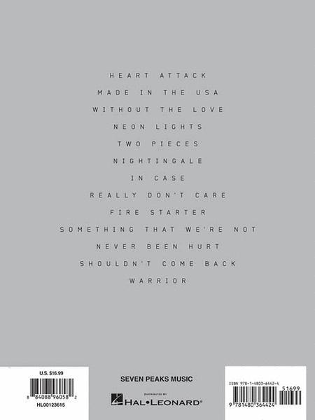 Buy Demi Lovato Sheet music - Lovato, Demi music scores