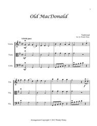 Traditional Nursery Rhyme Sheet Music To And Print World Center Of Digital