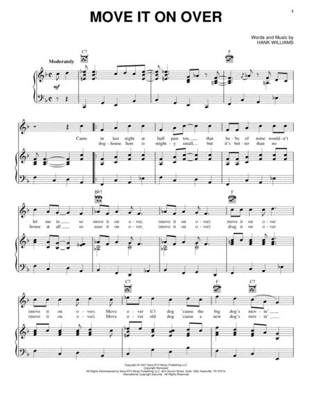 George Thorogood Sheet Music To Download And Print World Center Of