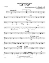 Download Digital Sheet Music Of Let It Go For Concert Band