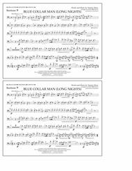 Blue Collar Man (Long Nights) - Baritone B.C. sheet music
