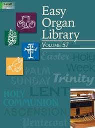 Easy Organ Library, Vol. 57 sheet music