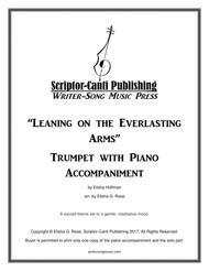 Download Digital Sheet Music of rush for Trumpet, Piano