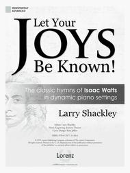 Let Your Joys Be Known! sheet music