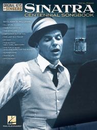 Frank Sinatra - Centennial Songbook - Original Keys for Singers sheet music