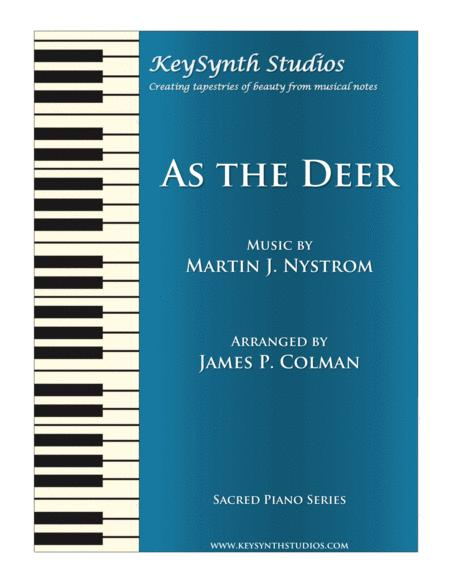 Martin Nystrom sheet music to download and print - World center of