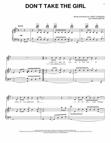tim mcgraw sheet music to download and print - World center of ...