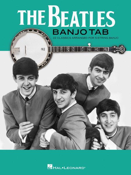 Banjo banjo tabs popular music : Sheet music: The Beatles for Banjo (Banjo)