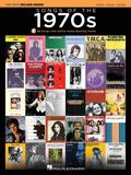 Songs of the 1970s (Piano, Vocal, Guitar)