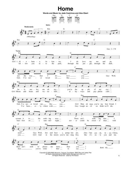Edward Sharpe and the Magnetic Zeros sheet music to download and ...