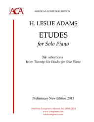 H. Leslie Adams