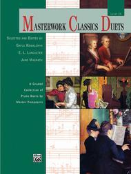 Masterwork Classics Duets, Level 10 sheet music