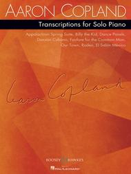 Transcriptions for Solo Piano: Ballets and Orchestra Pieces sheet music