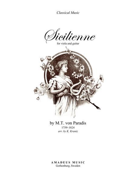 Download Digital Sheet Music for Viola, Guitar (duet)
